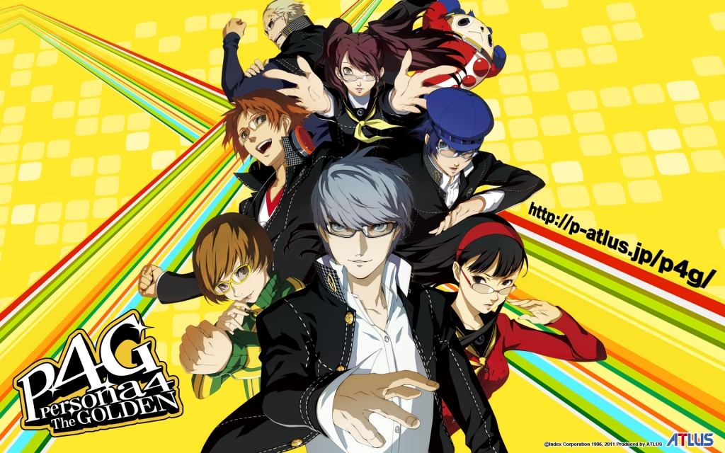 Persona 4 Golden Review