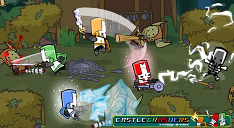 Castle Crashers Rocked, More Indie Support Can Only Be Good.