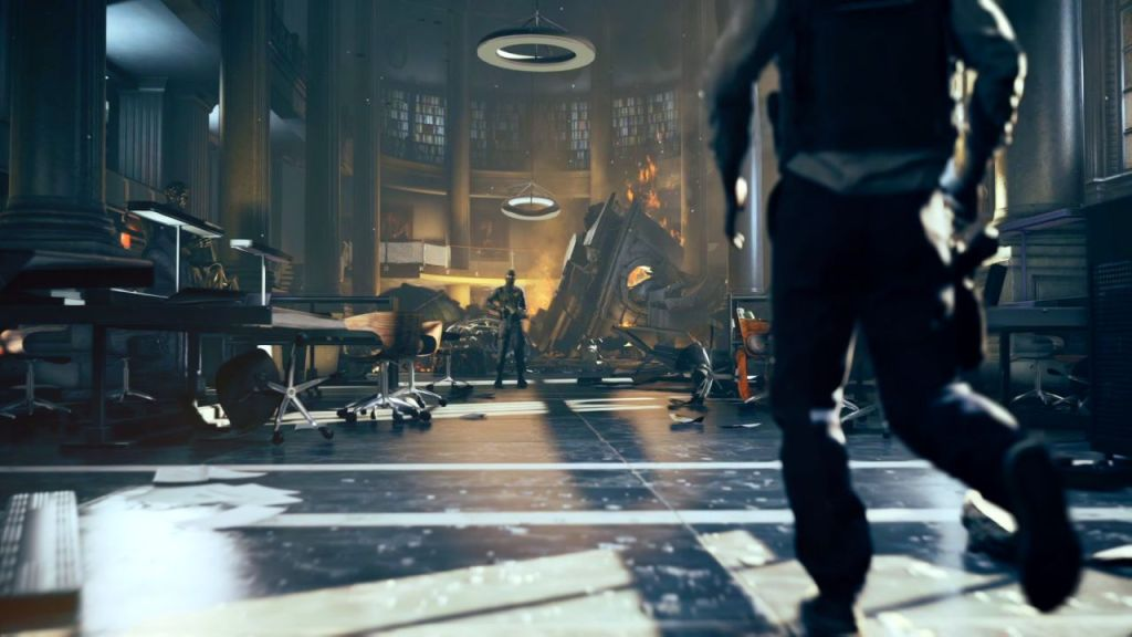 Quantum Break Looks Awesome, Gameplay Please!