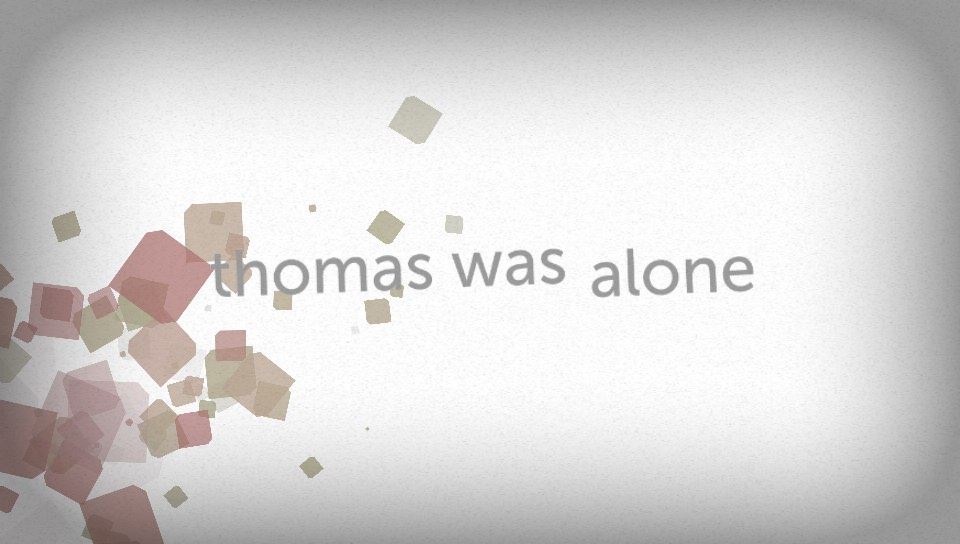 Thomas Was Alone Review 1