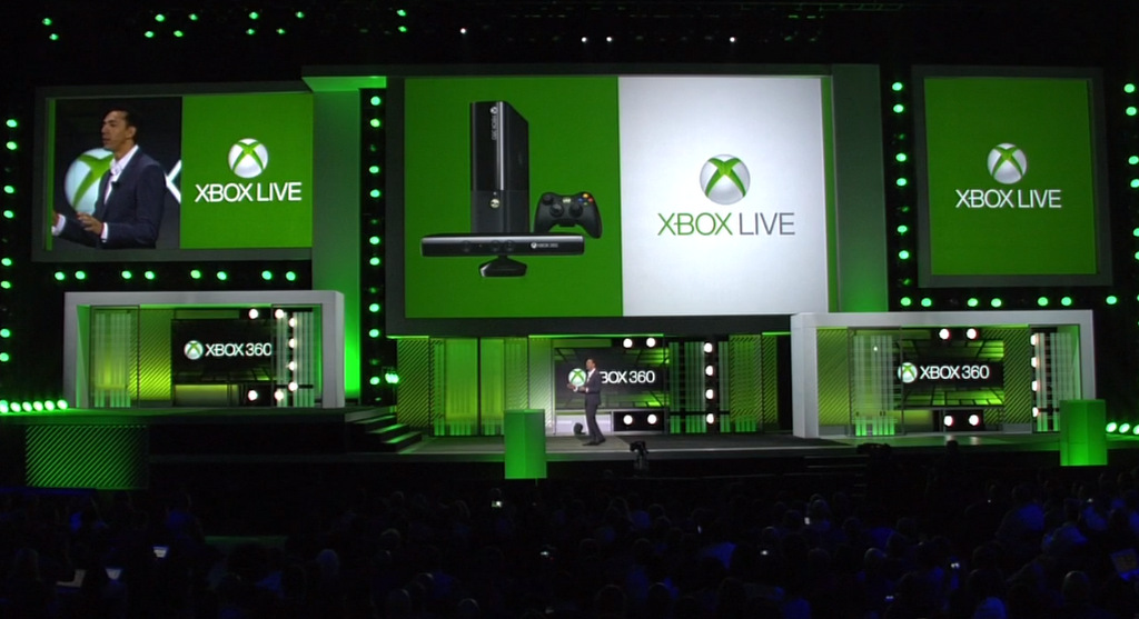 Microsoft's Conference Was Filled With Great Games