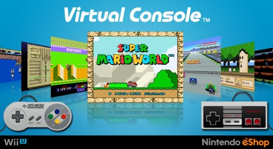 Ready To Pay To Upgrade Your Virtual Console Games?