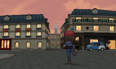 Behold The Georgeou Lumiose City!