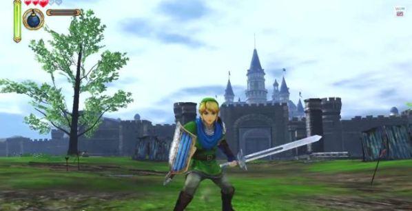 Zelda Warriors
