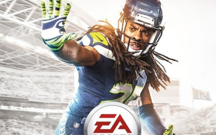 Wow Your The Cover Star of a Sports Game ... I've No Idea Who You Are